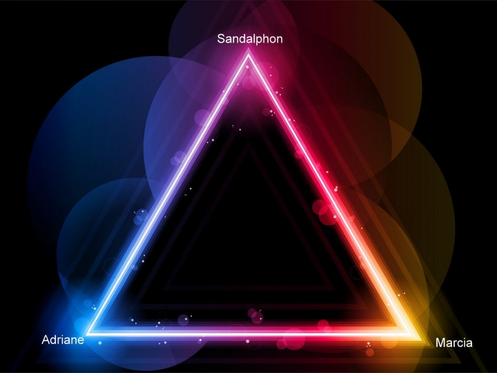 Triad rainbow-triangle c
